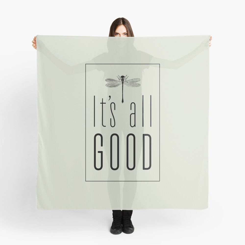 It's All Good Scarf