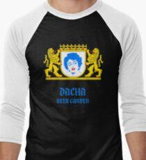Dacha Beer Garden Oktoberfest 2017 Men's Baseball ¾ T-Shirt