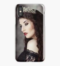 Dark Princess II iPhone Case