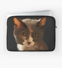 Dilute Calico Cat Laptop Sleeve