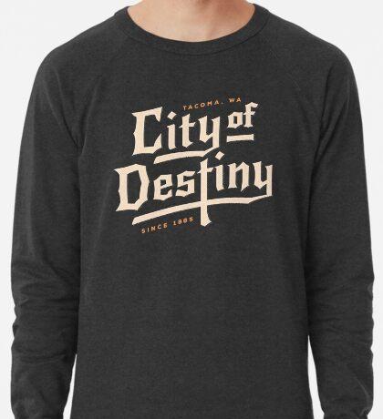 City of Destiny Lightweight Sweatshirt