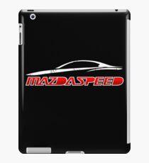 Mazdaspeed iPad Case/Skin