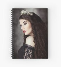 Dark Princess II Spiral Notebook