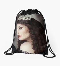 Dark Princess II Drawstring Bag
