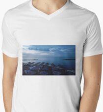 landscape Men's V-Neck T-Shirt