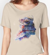 Sunday in the Park with George - Color and Light Women's Relaxed Fit T-Shirt