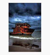 The Shipwreck Photographic Print