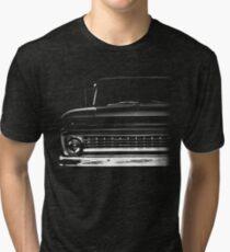 1963 Chevrolet C-10, Apache Pickup Tri-blend T-Shirt