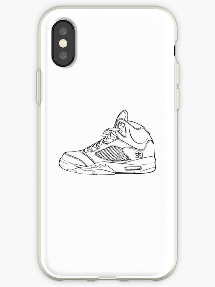 best website e10e4 53439 'nike jordan shoes' iPhone Case by hypebeast212