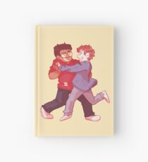 michael dance zone (jeremy) Hardcover Journal