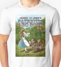 Cedric and Zeke's ABC Book T-Shirt