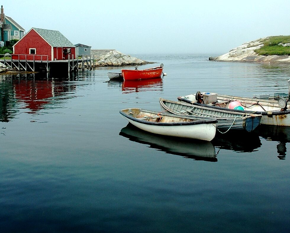 Peggy's Cove by clare scott