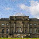Keddleston Hall - Derbyshire by Glen Allen