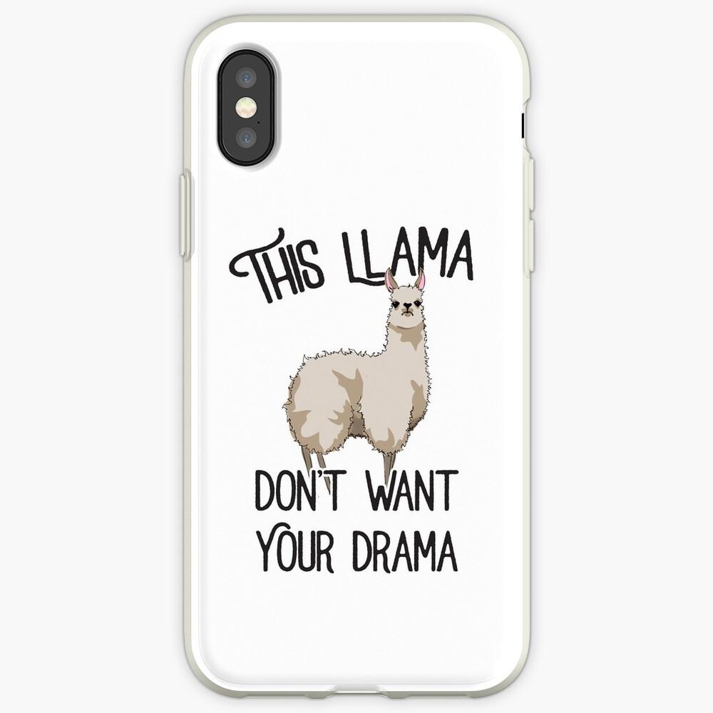 This Llama iPhone Case & Cover