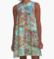 Colors of the Wind A-Line Dress