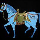 Mughal Horse by Shulie1