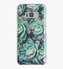 succulent garden Samsung Galaxy Case/Skin