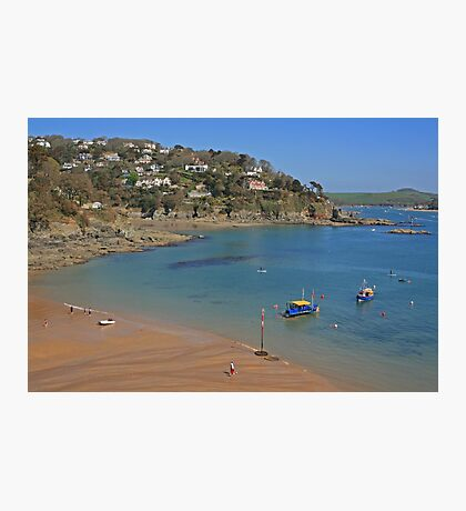 South Sands Photographic Print