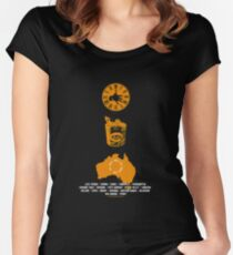 MO Australia 2017 Women's Fitted Scoop T-Shirt