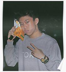 Rich Chigga Chips Poster