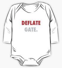 DEFLATE GATE One Piece - Long Sleeve