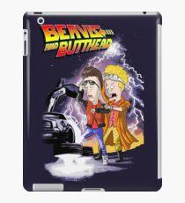 Beavis & Butthead: BTTF iPad Case/Skin