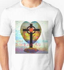 Genesis 1:1 (Art and Writing) Unisex T-Shirt