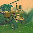 .:Old Tractor:. by Persephoni