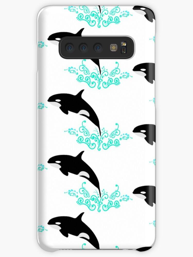 Marokintana - Whale Shark I Samsung S10 Case