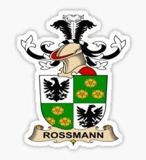 Rossmann sticker