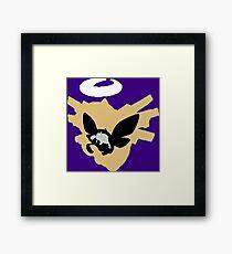 Ninja Bug Framed Print