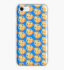 Blue Ducky Momo  iPhone Case/Skin