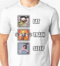 Eat, Train, Sleep T-Shirt