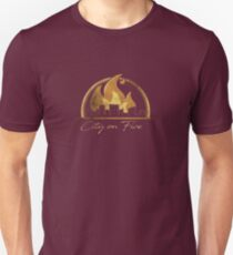 Life is Strange Before the Storm - City on Fire  T-Shirt