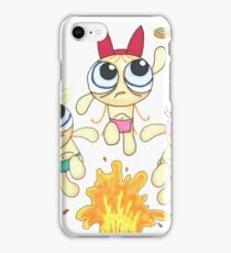 Power Puff Golls iPhone Case/Skin