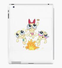 Power Puff Golls iPad Case/Skin