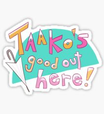 Taako's good out here! Sticker