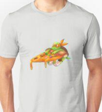 Cute Mikey TMNT2012 T-Shirt