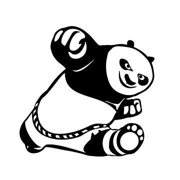 Panda by StavyG
