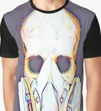 Taggers  Skull Graphic T-Shirt