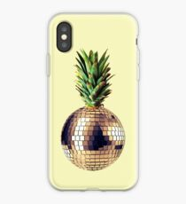 Ananas party (pineapple) iPhone Case