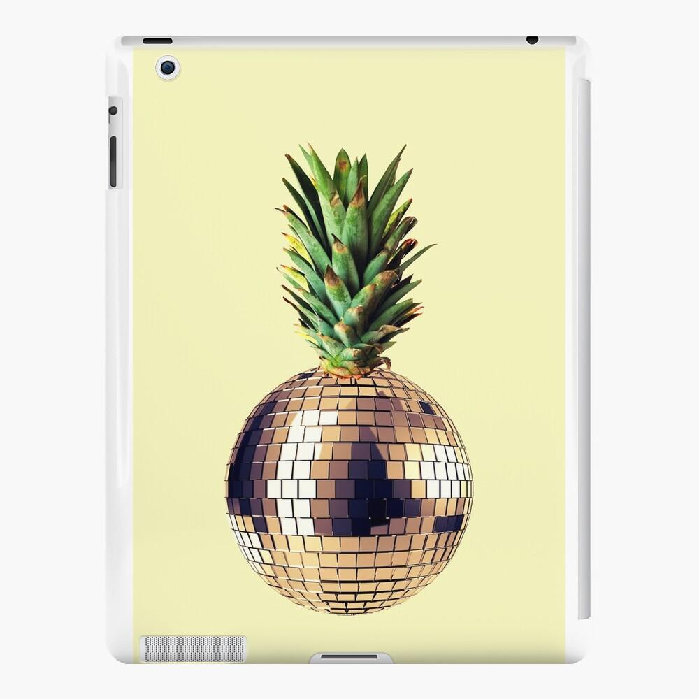 Ananas Party (Ananas) iPad-Hüllen & Klebefolien