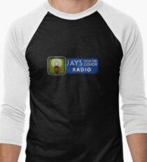 Jays From the Couch Radio Men's Baseball ¾ T-Shirt