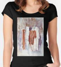 My favourite outfits Women's Fitted Scoop T-Shirt