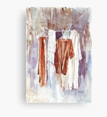 My favourite outfits Canvas Print