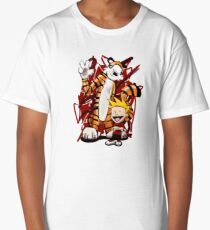 Calvin and Hobbes Long T-Shirt