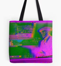 David Milne and Adobe Flash Tote Bag
