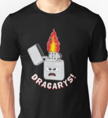 Dracarys Game of Thrones Lighter T-Shirt