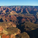 Sunrise in the Grand Canyon by collin
