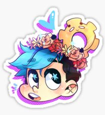 Star BOI Sticker